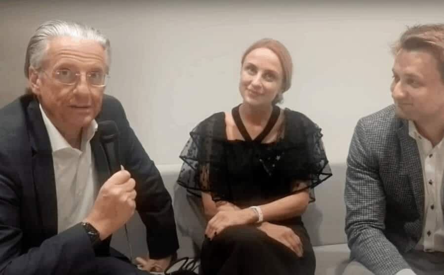 Interview for Digi Health Talk by Prof. Dr. Jochen A. Werner and Prof. Dr. David Matusiewicz