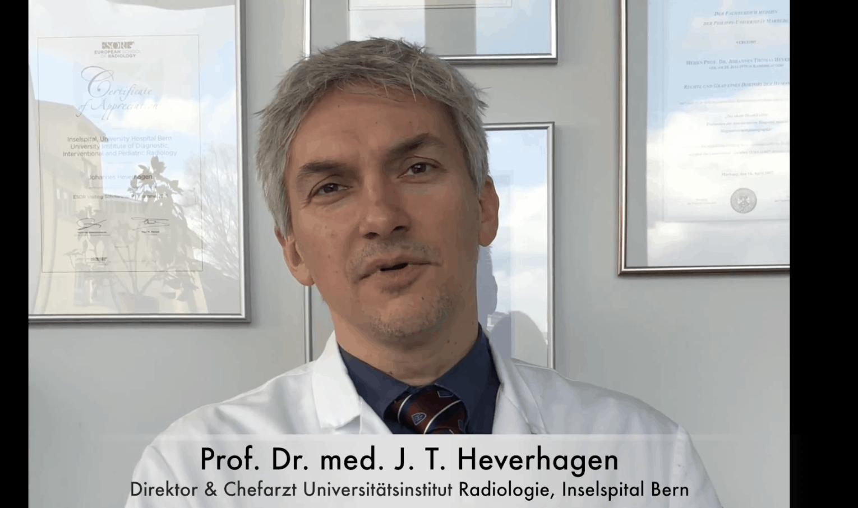 Komed Health Testimonials, Universitätsinstitut Radiologie, Inselspital, University of Bern